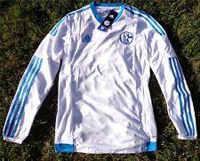 FC SCHALKE 04 Herren Men Langarm Trikot Jersey ADIDAS Größe XS-XXL + NEU + S04
