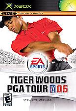 Tiger Woods PGA Tour 06 (Xbox) NEW