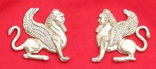 Greek Roman Persian Assyria Babylonian Syrian Eastern Lamassu Shedu Tetramorph
