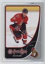 2010-11 O-Pee-Chee #393 Nick Foligno Ottawa Senators Hockey Card
