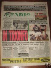 CORRIERE DELLO SPORT 1982 ITALIA CAMPIONE DEL MONDO