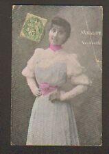 ARTISTE : Mlle Ch. MELLOT , au THEATRE DE VAUDEVILLE