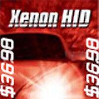 HID XENON CONVERSION KIT 6000K 8000K 10000K 12K 893 899