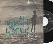 MARCELLOS FERIAL  disco 45 giri ITALY Angelita di Anzio