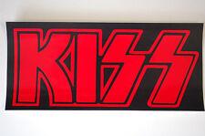 Kiss sticker Decal (S274)
