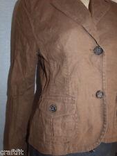 ESPRIT sportive trend Jacke C21485 NEU  Leinen Jacke Blazer. 100%Leinen (34-36)