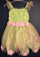 New Disney Store TINKER BELL Heart Costume Dress XS (4)