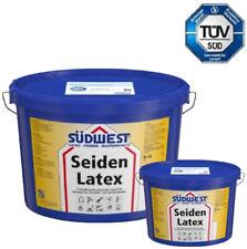 Südwest SeidenLatex Latexfarbe Wandfarbe Innenfarbe Scheuerbeständig - mit TÜV