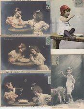 BULLES DE SAVON SOAP BUBBLES  20 Cartes Postales 1900-1940
