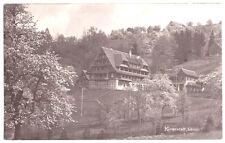 "AK, Oberägeri, Kanton Zug, Kuranstalt ""Ländli"", 1918"