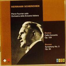 CD Dvorak Brahms Scherchen Pierre Fournier aura IT 2000