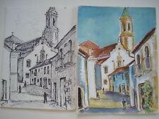 Estepona Malaga Costa del Sol  Spanien Pankok Kerkovius