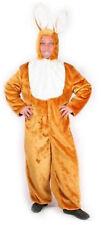 ★ Hase Hasenkostüm Rabbit Unisex Kostüm Plüsch Kaninchen 52-54-56-58 Oster