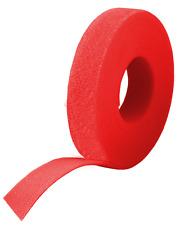 Velcro ® marca Hook e Loop Back to Back reggiatrice One-Wrap ® 2 cm in Rosso