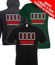 Predator Retro Alien Movie T Shirt / Hoodie