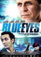 Blue Eyes, New DVD, Frank Grillo, Erica Gimpel, David Rasche, Jose Joffily