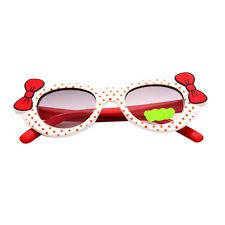 Heart Shape Cartoon bébé filles enfants lunettes de soleil en plein air