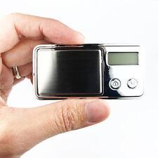 20g/100g/250g/500g/3000g 0.001g Digital Pocket Jewelry Precision Tool Scale Mini