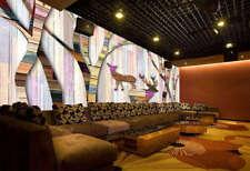 The Paper Cut Deer 3D Full Wall Mural Photo Wallpaper Printing Home Kids Decor