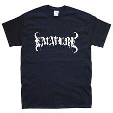 EMMURE T-SHIRT sizes S M L XL XXL colours Black, White