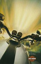 HARLEY DAVIDSON DYNA PROSPEKT 1999 brochure opuscolo moto America America