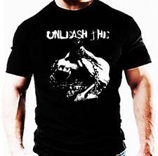 HULK T-shirt pour hommes Beast Mode Musculation Gym Entraînement Vêtement Haut