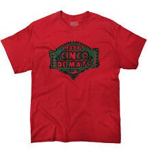 Cinco De Mayo Hispanic Pride Brown Novelty Shirt Gift Ideas T-Shirt Tee