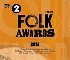 Various Artists - BBC Folk Awards 2014 - Various Artists CD QIVG The Cheap Fast