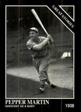 1994 Conlon TSN Baseball #991 - #1251 Choose Your Cards