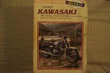 Clymer Kawasaki 900 & 1000cc Fours 1973-1980 Service Repair Manual  M359