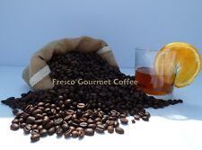 Grand Marnier Flavour Coffee Beans 100% Arabica Bean or Ground Flavoured Coffee