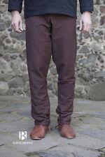 moyen-âge Pantalon Ragnar / LARP - Marron