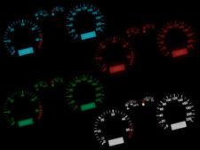 Blauer Tacho Tachobeleuchtung LED Umbauset Skoda Octavia VW Passat 3 B 3B