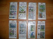 Hampton Art Coloring Clear Stamps-CHOOSE