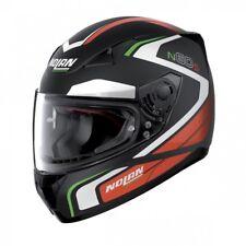 Casco Full Face integrale moto  Nolan N60-5 Practice Flat Black 20 helmet