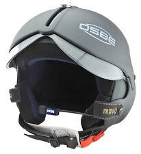 Cara abierta casco de motocicleta GPA Tornado auricular Bluetooth Teléfono Intercomunicador Radio