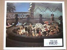 AMARCORD LOBBY CARD FEDERICO FELLINI