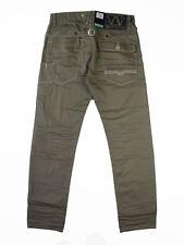 NEW Duck & Cover mens 30w 32w 36w reg leg 32L slate tapered leg jeans