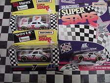 #7 ALAN KULWICKI RACE USA BOBSLED TEAM 1993 3 CARS HANES,DOVER, &BOGANGLES