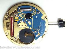 Nuevo genuino Eta 955.112 Reemplazo Reloj de cuarzo movimiento 3o C O 60 C fecha