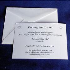 Personalised Baptism Invitations Christening Celebration Birthday Retirement