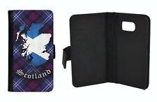 Scottish Heritage Flip Case for Galaxy S3/S4/S5/S6/S7 Note Edge Mini - Scotland