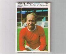 CLEVELAND Golden Goals 1972 unused football sticker – VARIOUS