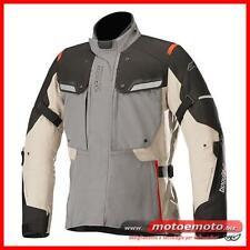 Alpinestars Giacca Moto Tour Bogotà V2 Drystar Nero Sabbia Waterproof 3 strati