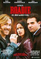 ROADIE Sex, Drugs and Rock 'n' Roll (DVD, 2012) BRAND NEW & SEALED!