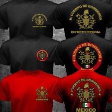 New Mexico Cuerpo De Bomberos Fire Department Firefighter Gift T-shirt
