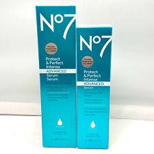 No7 Protect & Perfect Intense Advanced Serum ~1.69oz-1oz~ New; You Pick Size!