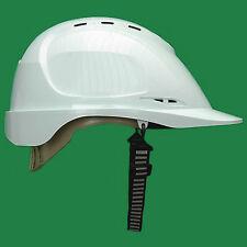 Areo Safety Helmet Work Wear Hard Hat Defender Cap + Free chin Strap