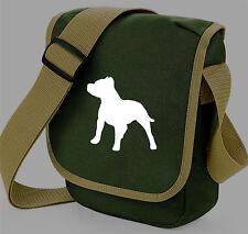 Staffordshire Bull Terrier Gift Pack Dog Walkers Bag & Wallet Birthday Xmas Gift