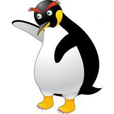 Sticker mural enfant bébé Pingouin 048